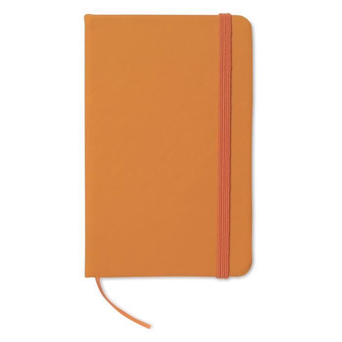 A6 linkovaný zápisník Notelux - orange