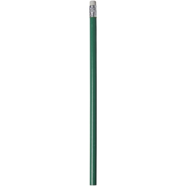 Tužka Alegra s barevným tělem - Zelená