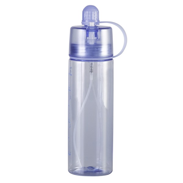 Bidon Sprinkler 420 ml - Niebieski