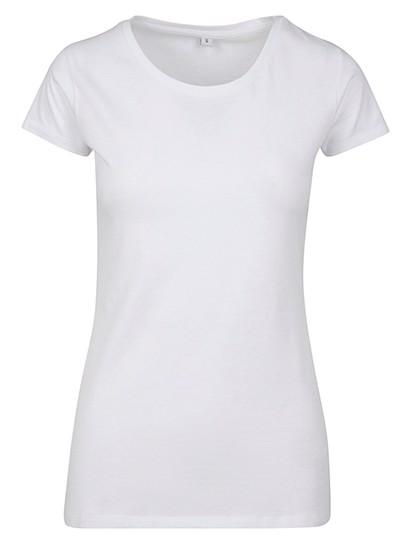 Ladies Merch T-Shirt - White / 4XL