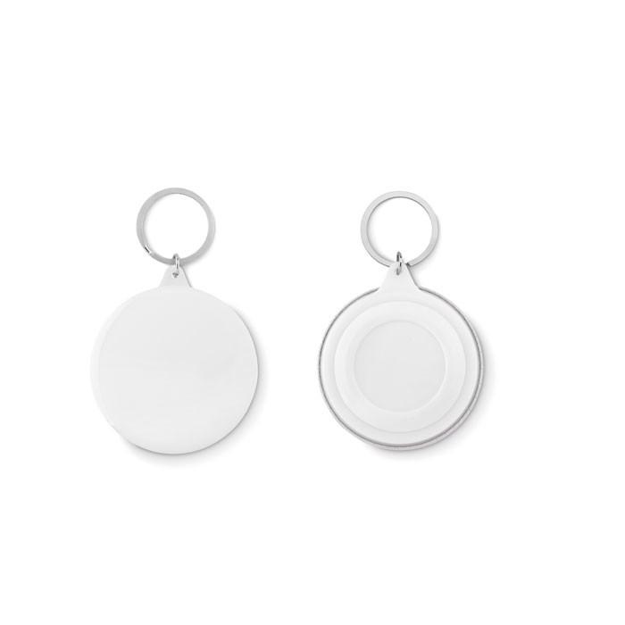 Odznak klíčenka Pin Ring