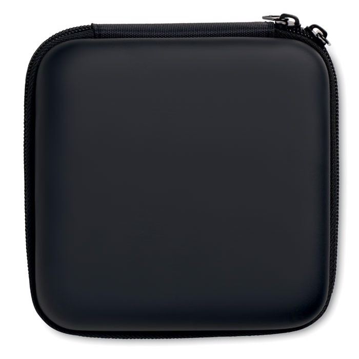 Computer accessories pouch Powerset - Black