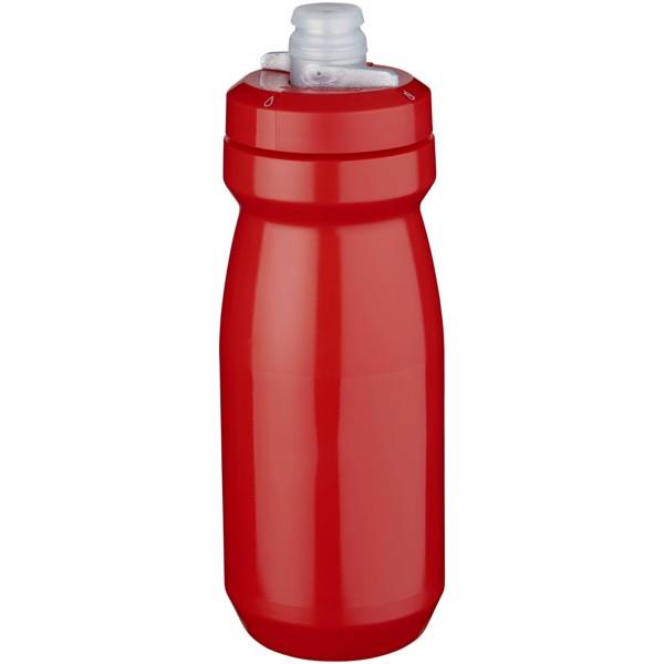 Sportovní láhev Podium 620 ml - Červená s efektem námrazy