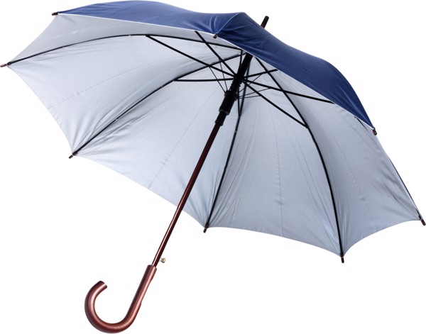 Polyester umbrella - Blue