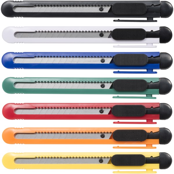 Sharpy utility knife - White
