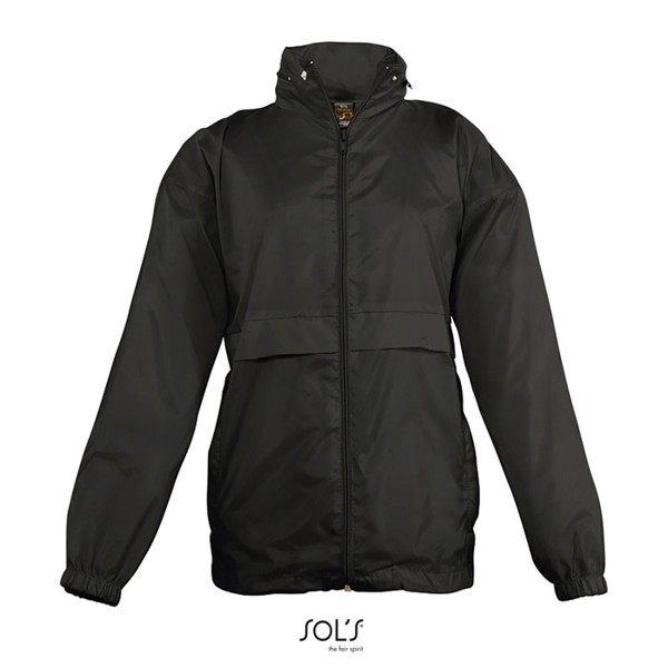 SURF-KIDS WINDBREAKER-210g Surf Kids - Black / 5XL