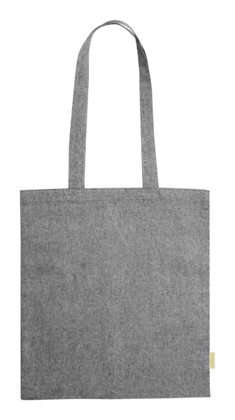 Cotton Shopping Bag Graket - Black