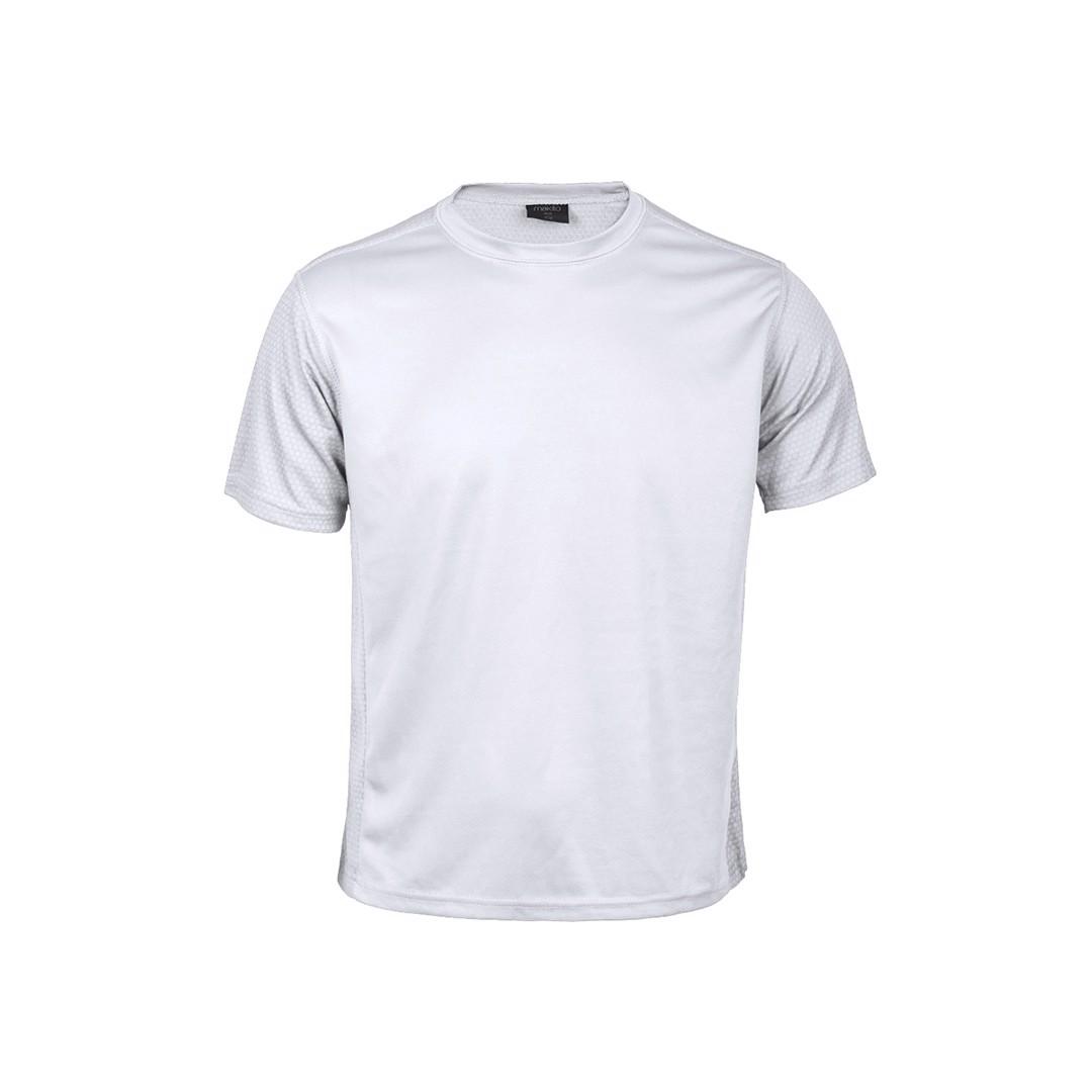 Camiseta Niño Tecnic Rox - Blanco / 4-5