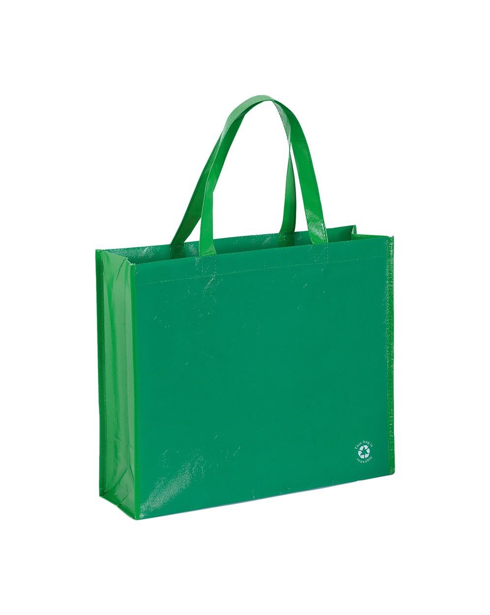 Nákupní Taška Flubber - Zelená