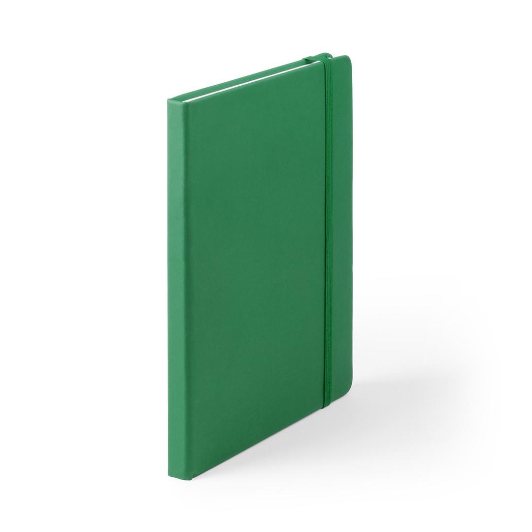 Bloco de Notas Cilux - Verde