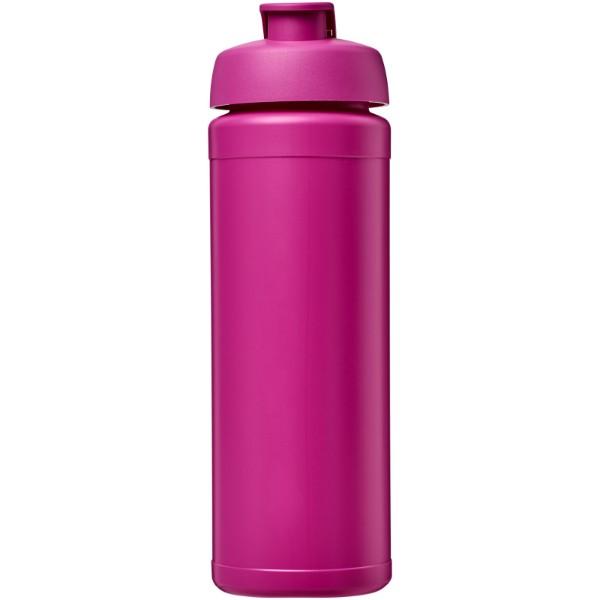 Sportovní láhev s vyklápěcím víčkem Baseline® Plus grip 750 ml - Magenta