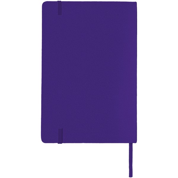 Classic A5 hard cover notebook - Purple