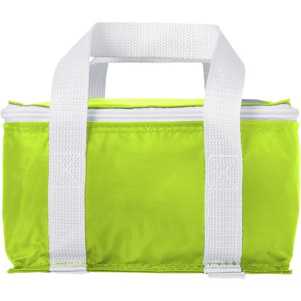 Malmo 6-can cooler bag - Lime