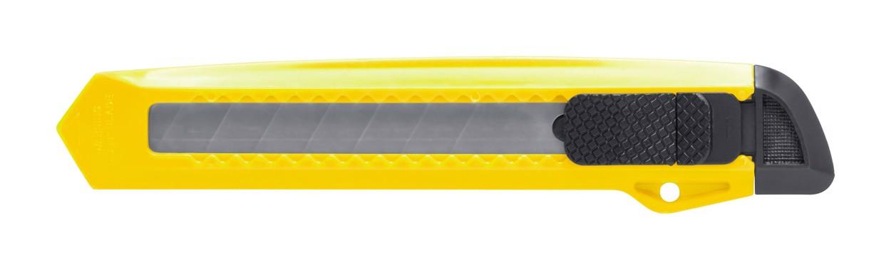 Odlamovací Nůž Koltom - Žlutá