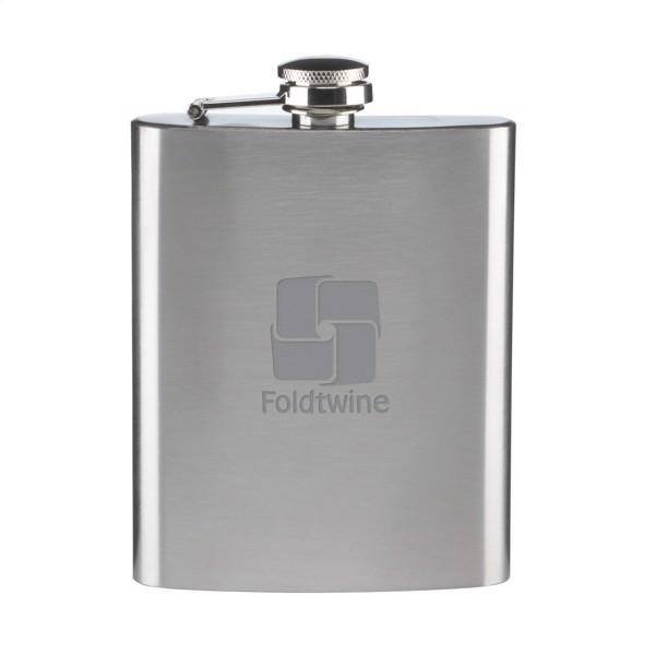 HipFlask 200 ml drinking bottle - Silver