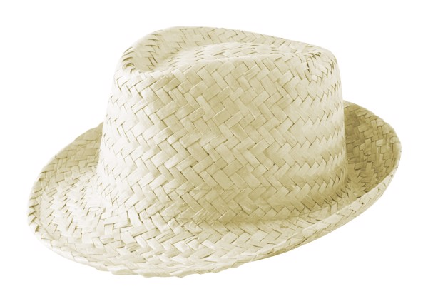 Straw Hat Zelio - White