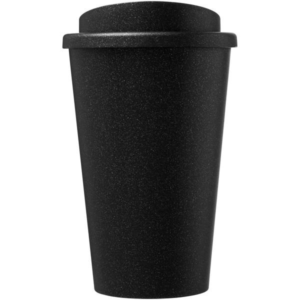 Americano® Midnight 350 ml insulated tumbler - Solid black
