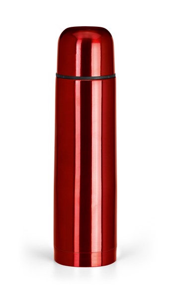 LUKA. Thermos bottle 500 ml - Red