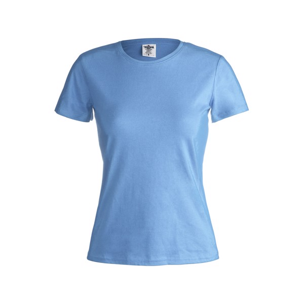 """T-Shirt Mulher Côr """"keya"""" WCS150 - Orange / S"""