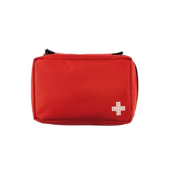 Elsősegély készlet - Piros