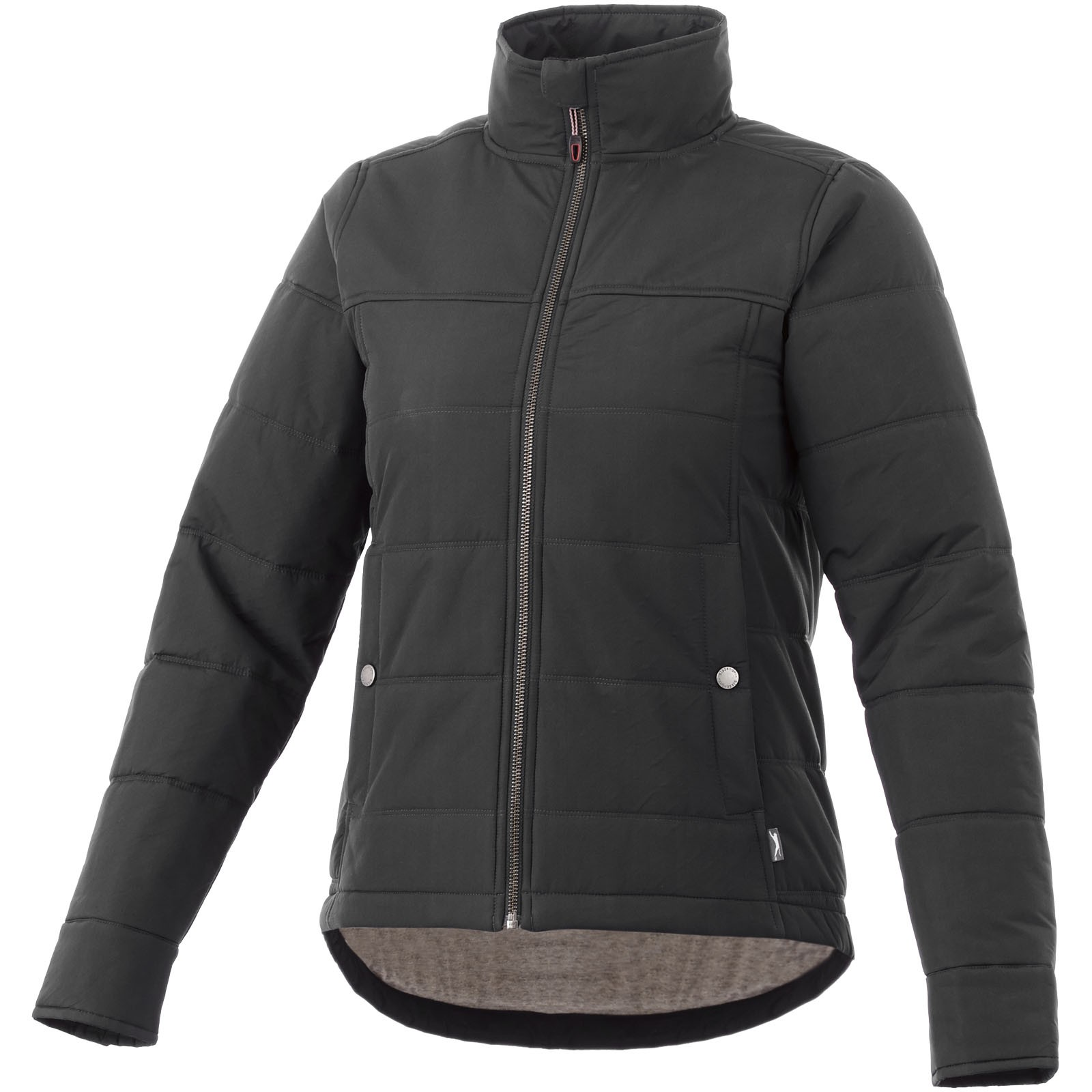 Bouncer insulated ladies jacket - Grey smoke / M