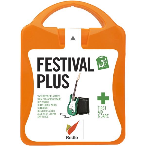 Festivalová lékarnička - 0ranžová