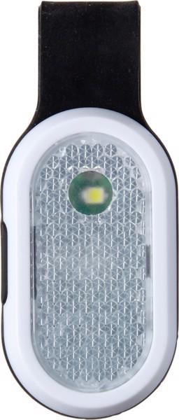 ABS safety light - Black