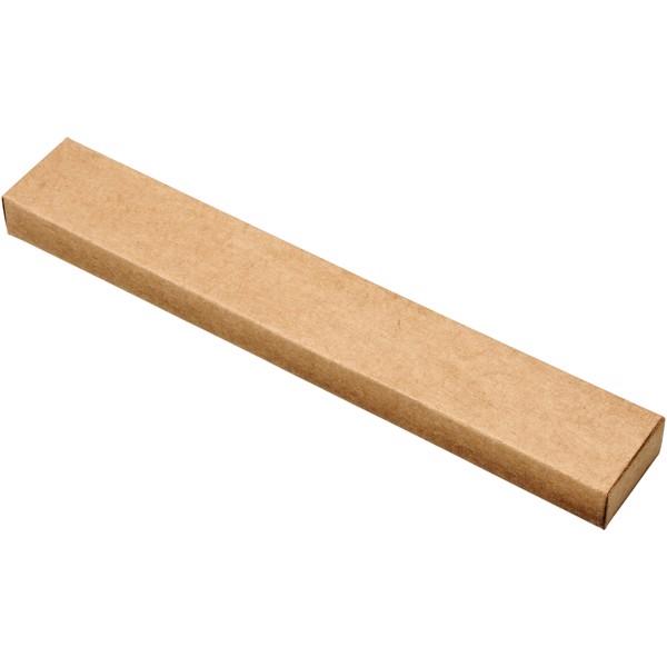 Bambusový zubní kartáček Celuk - Bílá