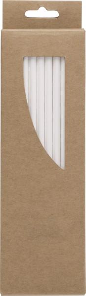 Strohhalm 'Friendly' aus Papier
