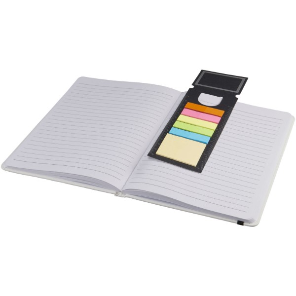 Sticky note bookmark - Solid Black