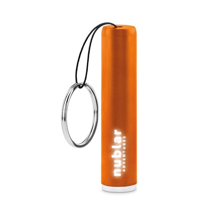 LED Taschenlampe Sanlight - orange