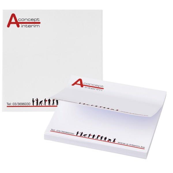 Samolepicí lístečky Sticky-Mate® 100x100mm