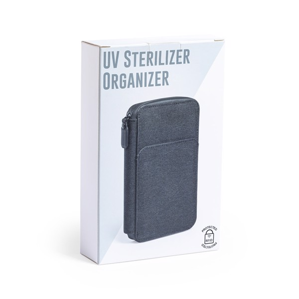 UV Sterilizer Organizer Boxny