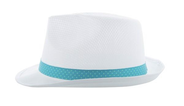 Hutband Mit Sublimationsdruck Subrero - Weiß