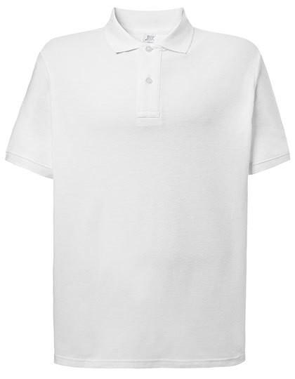 Polo Regular Man - White / 3XL