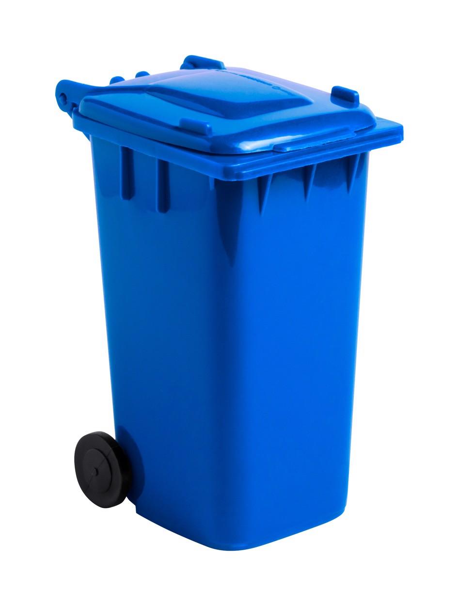 Stojan Na Psací Potřeby Dustbin - Modrá