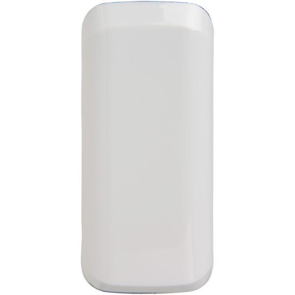 Powerbank WS106 4000/5200 mAh - White Solid