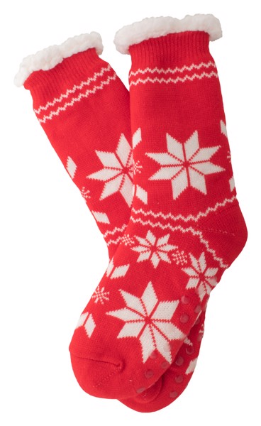 Christmas Socks Camiz - Red