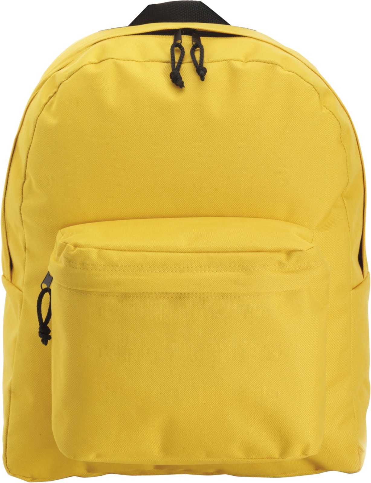 Polyester (600D) backpack - Yellow