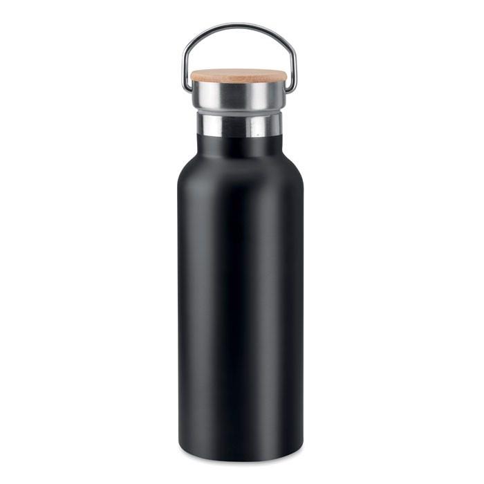 Butelka 500ml Helsinki - czarny