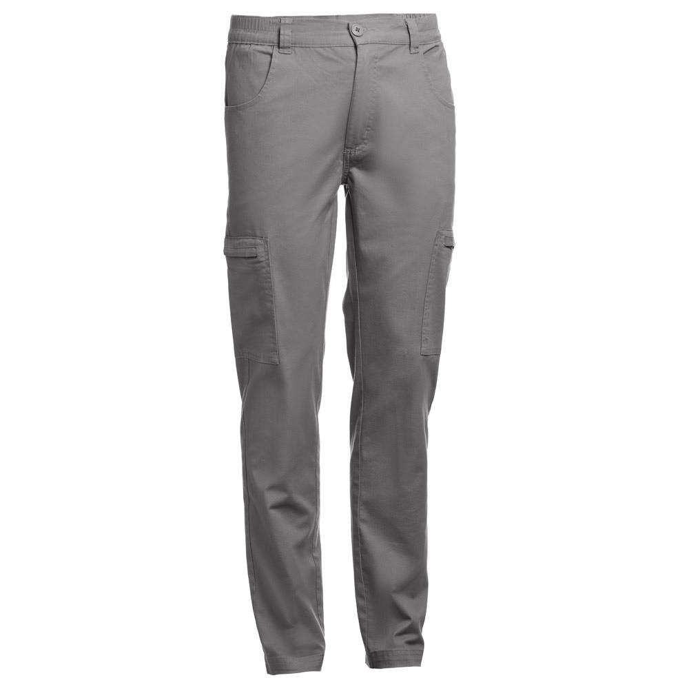 TALLINN. Pánské pracovní kalhoty - Šedá / 3XL