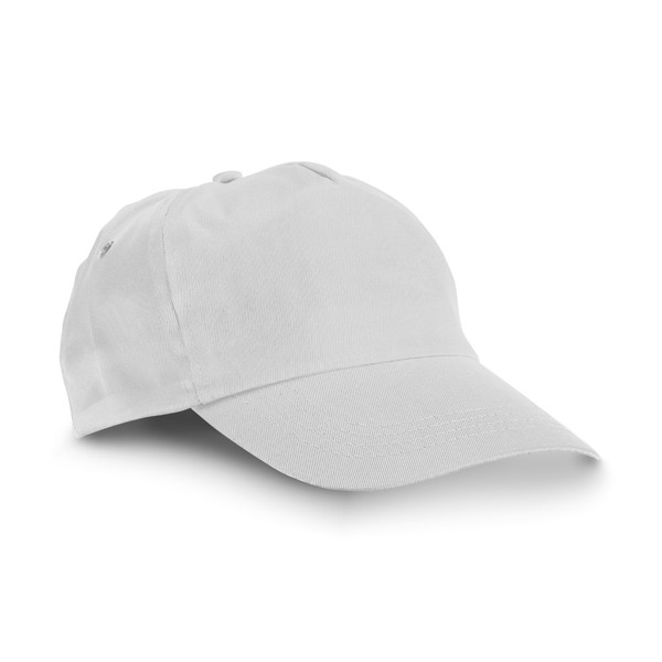 CAMPBEL. Cap - White