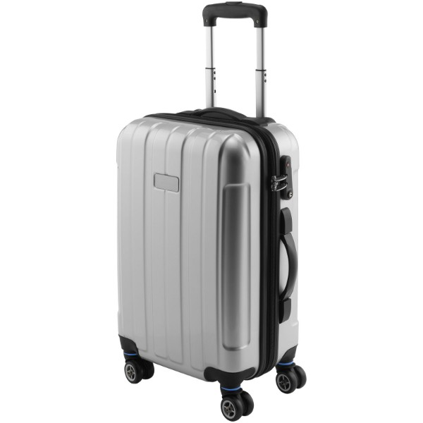 "Spinner 20"" carry-on trolley - Silver"
