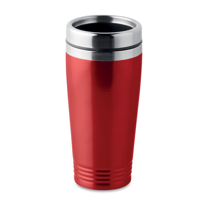 Double wall travel cup Rodeo Colour - Red