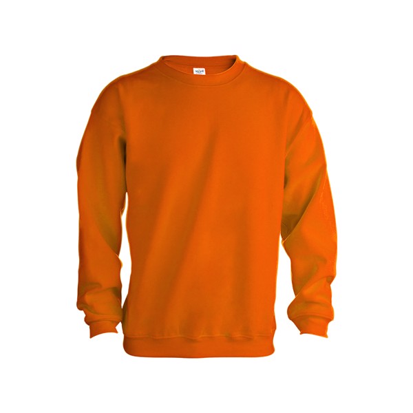 "Sweat-Shirt Adulte ""keya"" SWC280 - Orange/Bleu / XXXL"