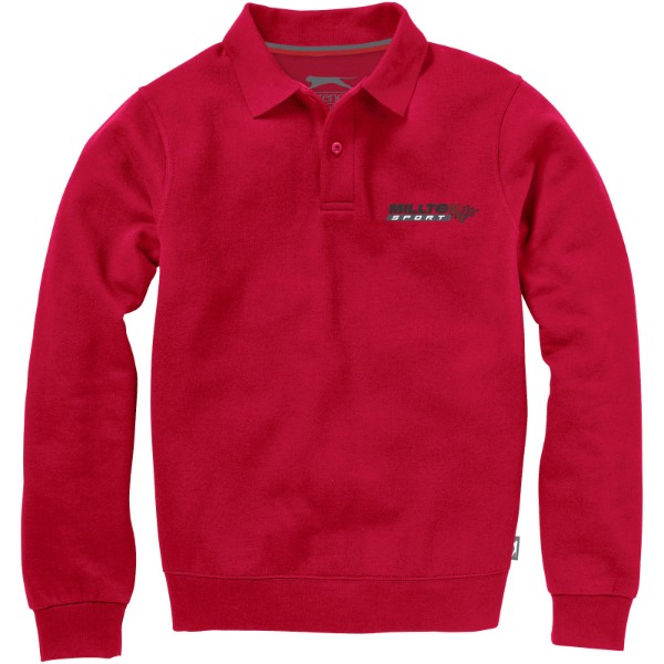 Referee polo sweater - Red / L