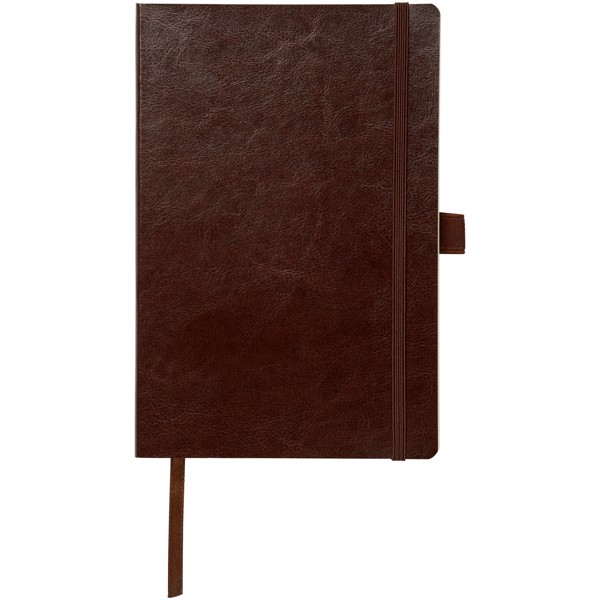 Robusta A5 PU leather notebook - Brown