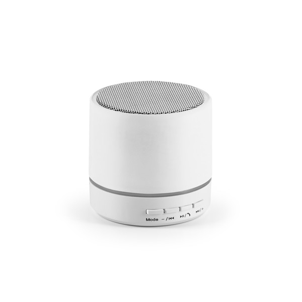 PEREY. Speaker with microphone - White