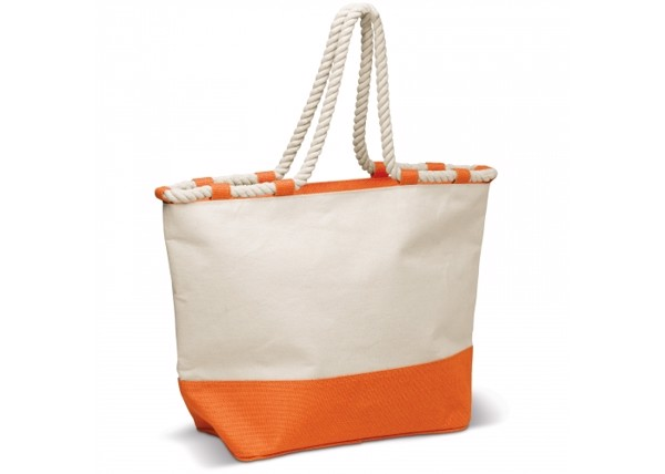 Carrier bag canvas - Orange
