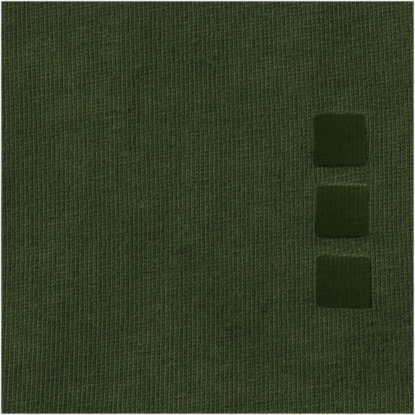 Nanaimo short sleeve men's t-shirt - Army green / L
